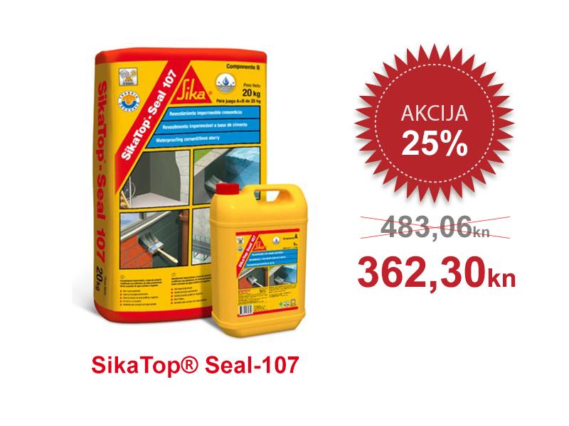 AKCIJA – SikaTop Seal 107