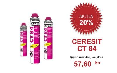 Ceresit CT 84 Sniženo 20 %