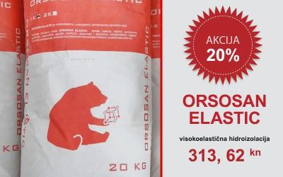Orsosan elastic 25/1 1K Sniženo 20 %